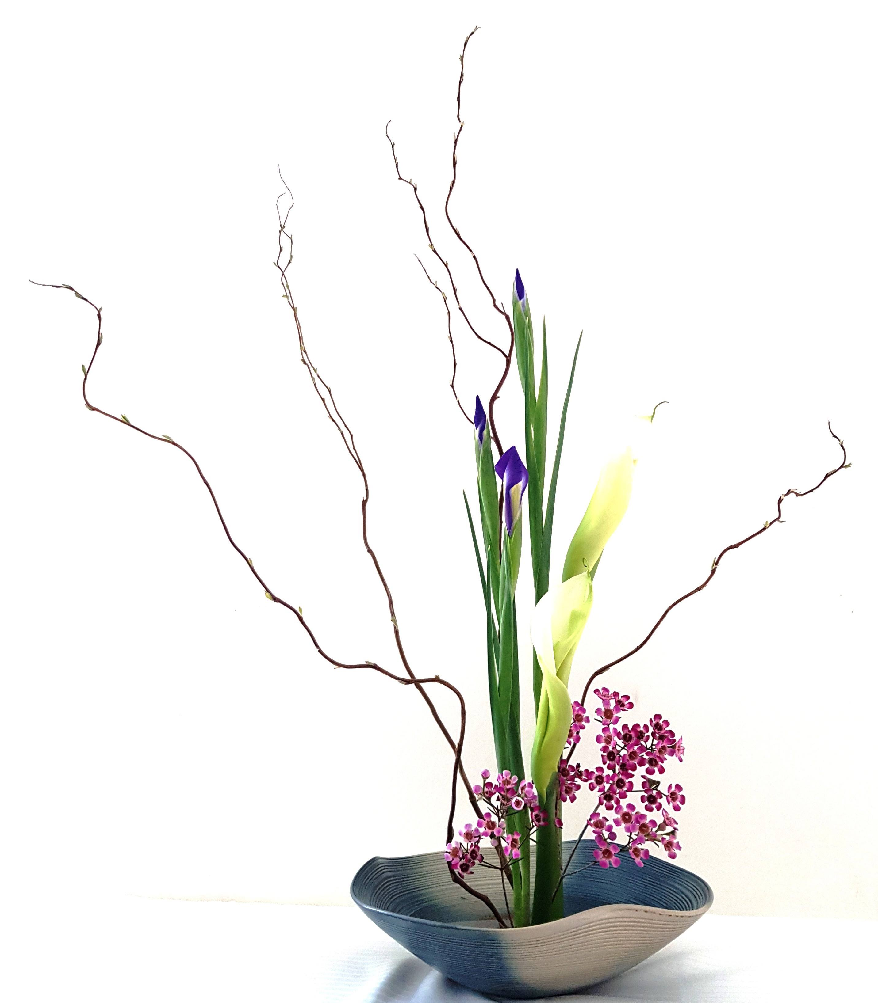 Ikebana Workshop Speyer